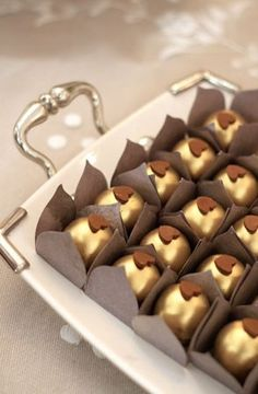 Golden Bonbons INSPIRACE