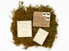 French Garden-Inspired Wedding Invitations by Coral Pheasant via Oh So Beautiful Paper (11)