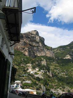 Amalfi coast mountain!