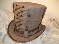 Steam Punk Hat @Mandi Smith T Interiors Smith T Interiors Smith T Interiors Johnson