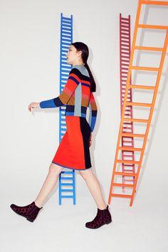 [No.22/24] SONIA BY SONIA RYKIEL 2014~15秋冬コレクション | Fashionsnap.com