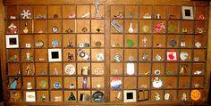 100 Vintage Estate Pins Trinkets Charms Treasures Costume Jewelry Resale Vtg Old   eBay