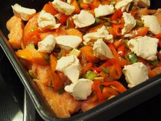 Fitfocuse - eat- move - inspire Caprese Salad, Food And Drink, Inspire, Fish, Chicken, Blogging, Red Peppers, Pisces, Insalata Caprese