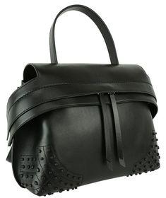 TOD'S Tod'Sborsa Wave Bag Piccola. #tods #bags #