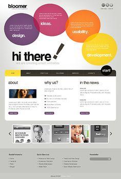 Website Template #33789