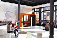 Rice+Lipka Architects — UNIVERSITY WELCOME CENTER