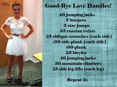 Love Handles Workout.