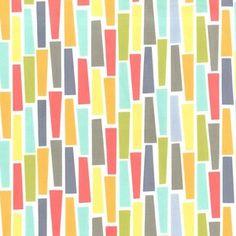 Michael Miller House Designer - Petal Pinwheels - Pegs a Plenty in Multi