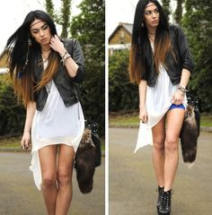 Can I get a Hell Yayer? (by LYDIA ELISE MILLEN .) http://lookbook.nu/look/3171683-Can-I-get-a-Hell-Yayer