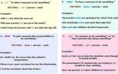 Forum | ________ Learn English | Fluent LandCausative Verbs in English | Fluent…