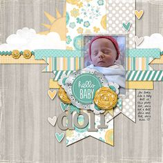 Layout: Baby Doll