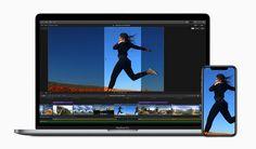 Apple ha lanzado estos días nuevas actualizaciones de Final Cut Pro, iMovie, Compressor y Motion. Con todas ellas ahora disponibles... Final Cut Pro, Microsoft Office 365, Apple Tv, Adobe Creative Cloud, Social Media Automation, Le Cloud, Mac App Store, Mac Software, Video Editing Apps