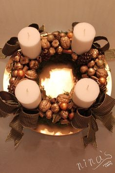 Advent home decoration