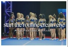 LOVE lady lightning's routine this year!