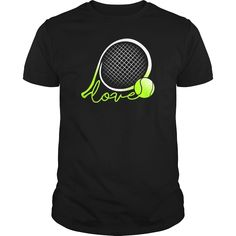 Discover 'Love Tennis' Guys Tee, a custom product made just for you by Teeui. Off SunFrog T-Shirts Coupon, Promo Codes. Tennis Shirts, Tennis Clothes, Tennis Dress, Tennis Tips, Sport Tennis, Tenis Nadal, Tennis Party, Tennis Fashion, Sport T Shirt