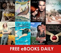 FEB 2015: Today's FREE eBooks have wisdom, grace, and boys with good taste... and so much more! >>> Kindle, Nook, Kobo & Apple on 2/2