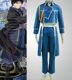 Military Uniform Fullmetal Alchemist Cosplay Costumes Web Promotion