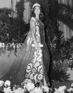 Miss Venezuela 1975 Maritza Pineda