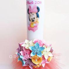Flori nemuritoare, in culori de vis! Lumanari set pentru botezul unei bebeluse.  #origamidesign #paperflowers #paperart #floridinhârtie… Origami Wedding, Origami Design, Wedding Designs, Planter Pots, Instagram