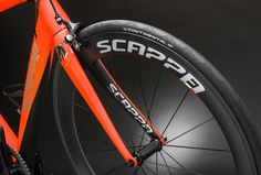 The new Scappa wheel set in 58mm with the Carbon / Ceramic hub