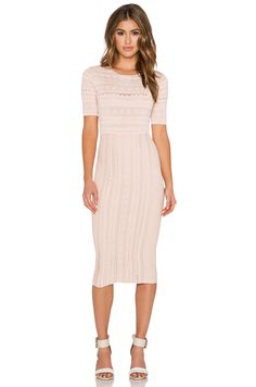 Ronny Kobo Christina Dress