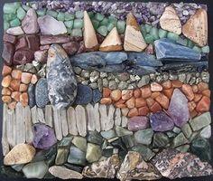 Margo Anton's Mosaic 'Rock Garden'