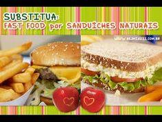 dicas para alimentação saudável - N° 1 - YouTube