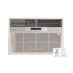 Frigidaire�11,000-BTU 570-sq ft 115-Volt Window Air Conditioner with Heater