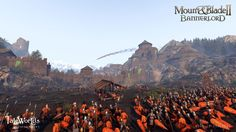 windows wallpaper mount and blade ii bannerlord
