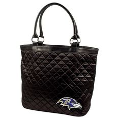 Baltimore Ravens NFL Quilted Tote
