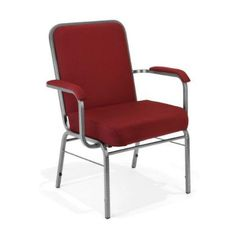 OFM Big and Tall Comfort Class Series Arm Chair