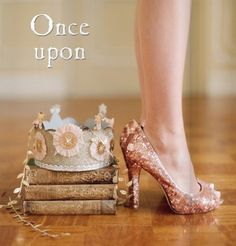 I would need a shorter heel & hers are one size too big but I love the concept!