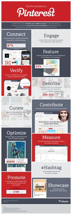 Consejos muy útiles para lograr el éxito en #Pinterest (#infografía) http://www.softandapps.info/2015/04/06/consejos-muy-utiles-para-lograr-el-exito-en-pinterest-infografia/