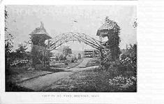 Rustic Gates, Mountain Park