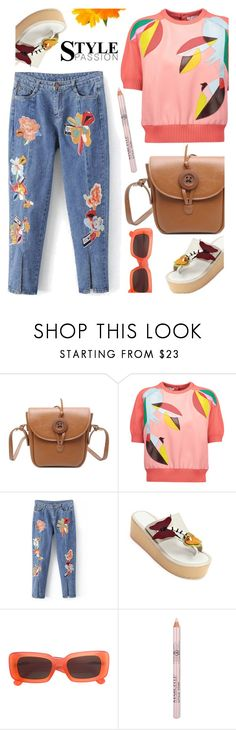 """""""OOTD"""" by arohii ❤ liked on Polyvore featuring Delpozo, Linda Farrow and polyvorecommunity"""