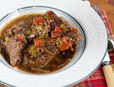 Slow cooker Tex-Mex pot roast