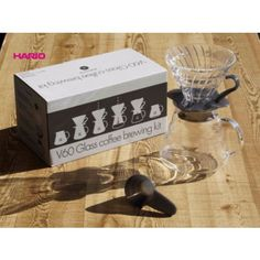 Hario brygge kit v 60 glass XGSD-02-EX
