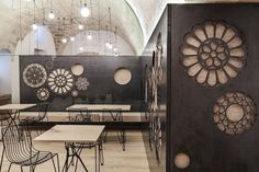 Caffè Ridola par Manca Studio - Journal du Design