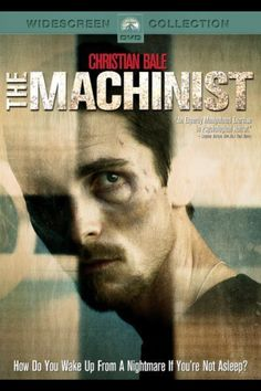 The Machinist with Chritian Bale