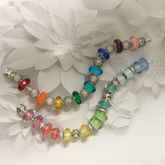 Rainbow Pandora bracelet ❤️