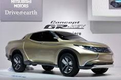 2014 Mitsubishi Triton L200 – Concept and Review