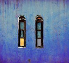 Very narrow windows!