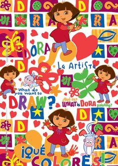 Crea grandes ideas para tu fiesta con Dora y Botas