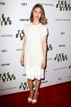 Sofia Coppola in Louis Vuitton