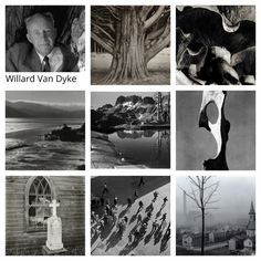Willard Van Dyke, Langford Photography