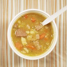 Soup has been a staple of Hope Mission since 1929. Over the years we've learned that a warm nutritious bowl of soup inspires hope and lifts the spirit. #yeg #hope #instagram