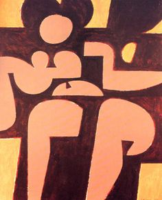Yiannis Moralis Ecole Art, Greek Art, Mid Century Art, Postmodernism, Work Inspiration, Figure Painting, Fresco, Painters, Mosaic