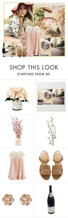 """Untitled #109"" by mindy-2-1 ❤ liked on Polyvore featuring Oris, Creative Displays, Pier 1 Imports, WithChic, New Look and Nordstrom"