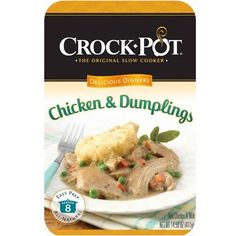 Crock Pot Chicken Dumplings (6x14.5OZ )