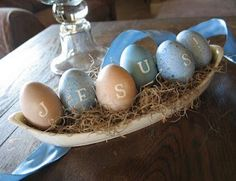 Sew Blessed: Easter ideas